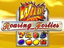 Играть в новый автомат Roaring Forties от Novomatic с Вайлд