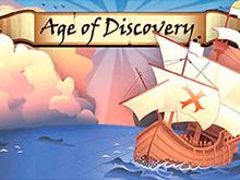 Казино Вулкан представляет игровой автомат на деньги Age Of Discovery
