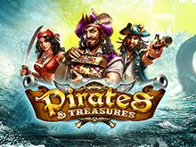 Игровой автомат Сокровища Пиратов от Playson – играйте онлайн