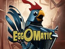 Игровой автомат Вулкан Eggomatic на деньги
